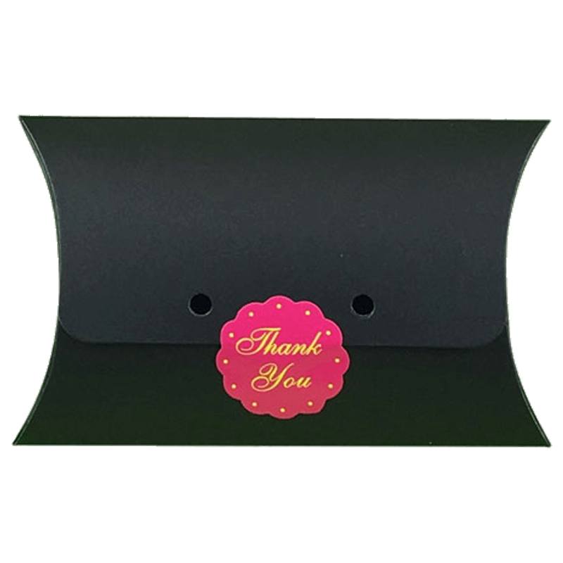 Wholesale Pillow Boxes Custom Printed Pillow Packaging Boxes
