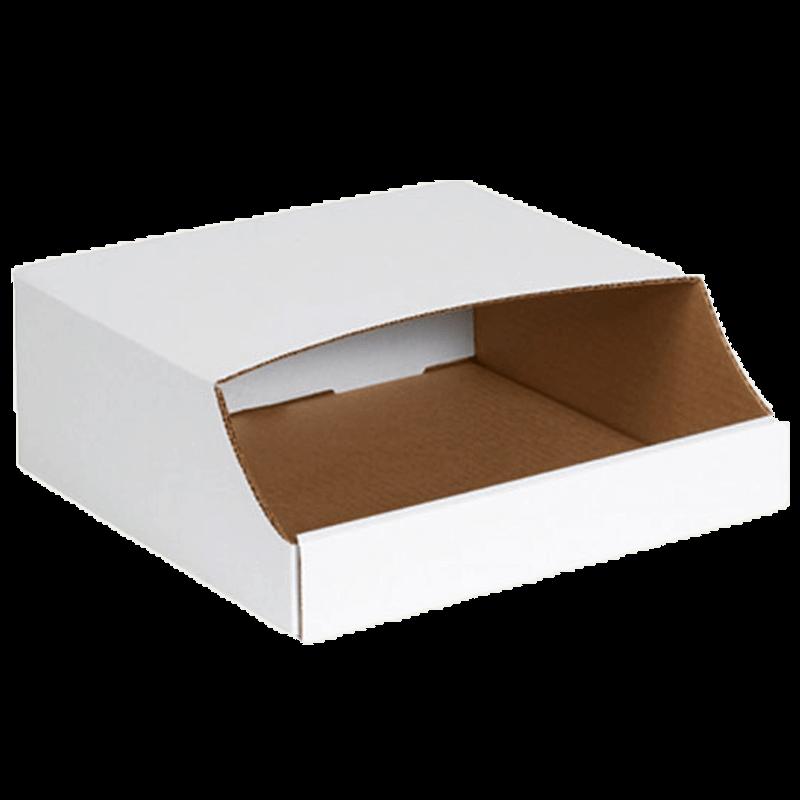 Wholesale White Corrugated Boxes | Custom Printed White